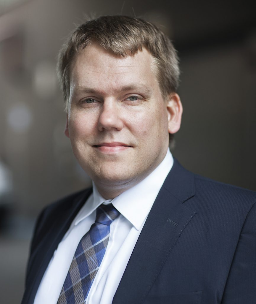 Stefan Widing, President and CEO of HID Global