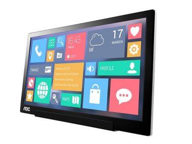 AOC USB Monitor I1601FWUX