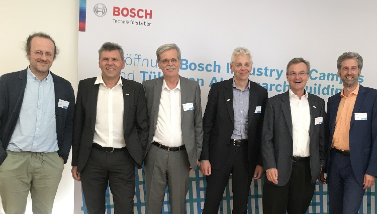 Bosch to invest 35m euros in new Bosch AI Campus