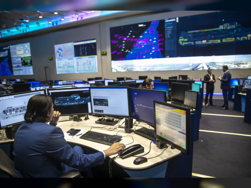 Dubai Airports launches real-time system to monitor DXB operations