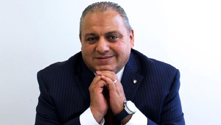 Amr Refaat, the new CEO for GBM