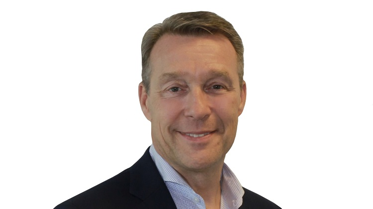 Andy Coussins, Head of International Sales