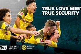 ESET Champion Partner of Borussia Dortmund