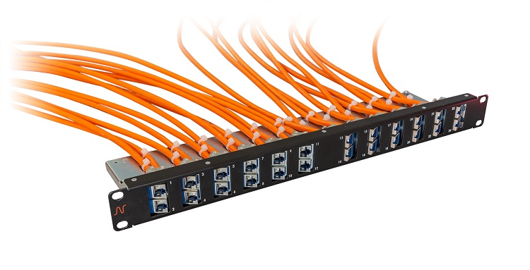 Nexans launches two modular 24 port LANmark patch panels