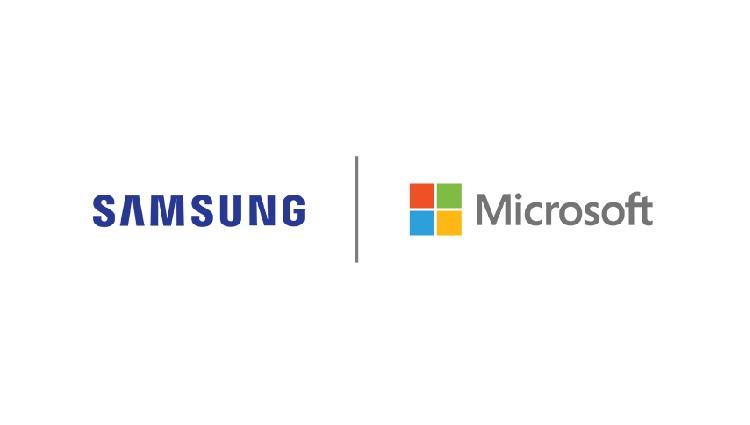 Samsung and Microsoft expand their strategic partnership