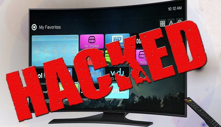 Smart TVs become an soft target for cybercriminals