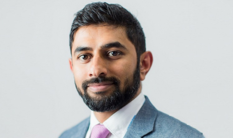 Aditya Varma as a regional director at Sabre