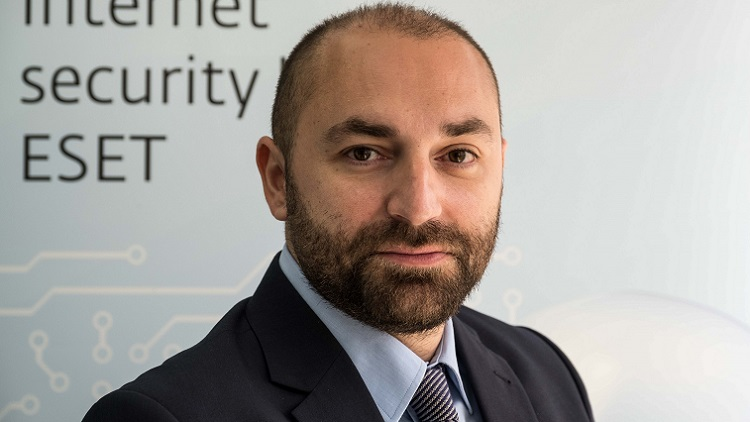 Dimitris Raekos, General Manager at ESET Middle East