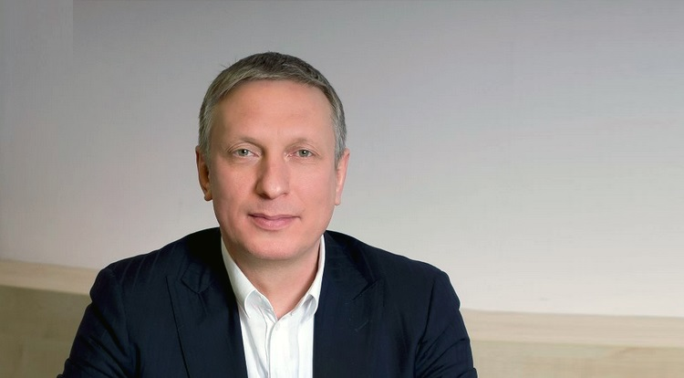 Ratmir Timashev, Co-Founder and Executive Vice President (EVP) of Sales & Marketing