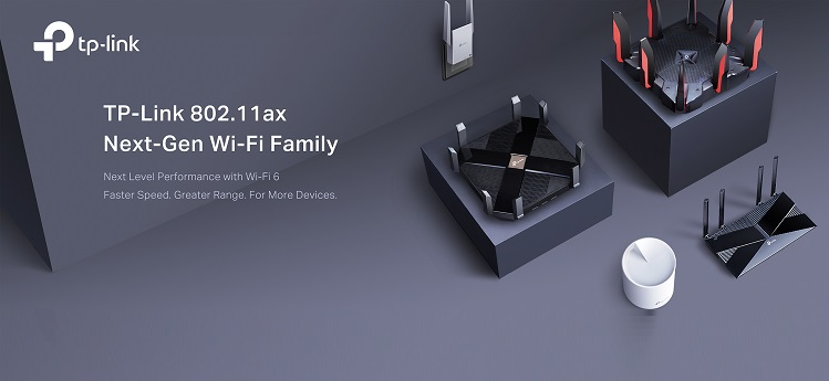 TP-Link launches two new 802.11ax Wi_Fi routers