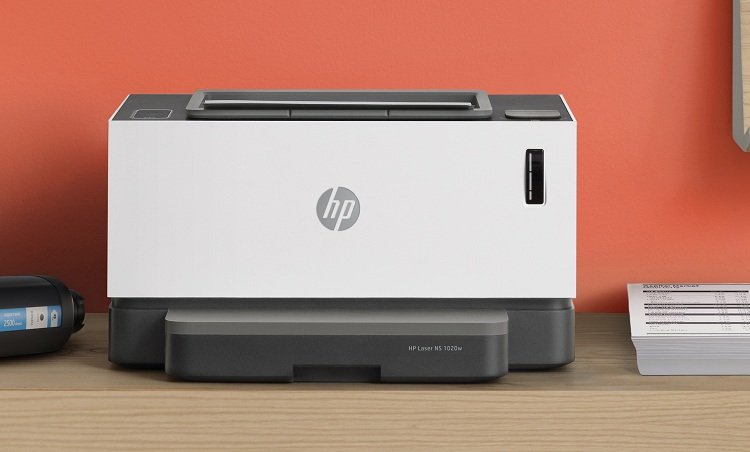 HP launches world's first cartridge-free laser printer