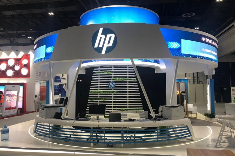 Sustainability at the forefront for HP at GITEX