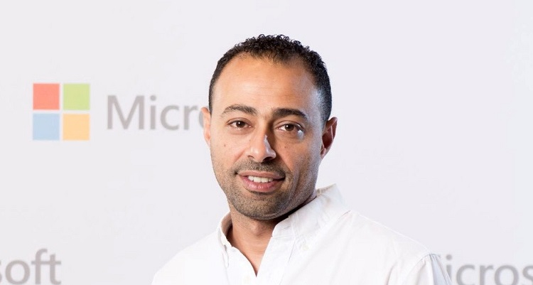 Karim Hanafy, Microsoft Area Services Partners Lead, One Commercial Partner – Middle East & Africa.