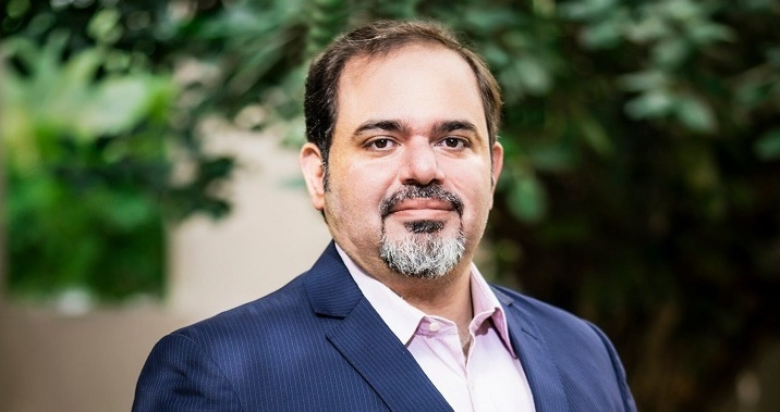 Mohammed Alyousef, Regional Director Middle East, Netscout