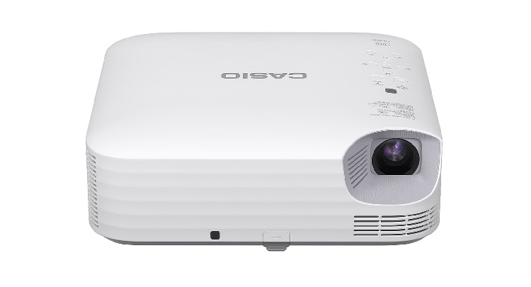 Casio launches Superior Series XJ-S400 Projectors
