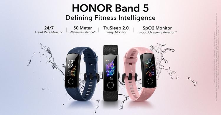 HONOR Band5