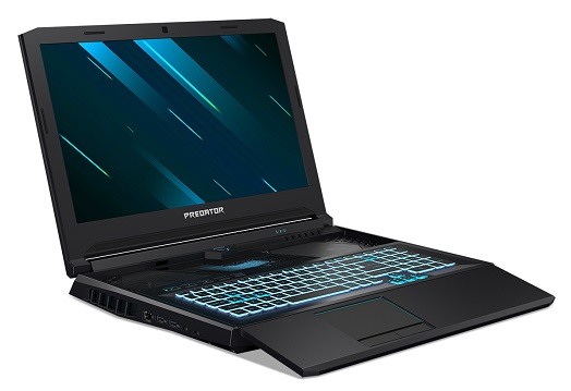 Acer launches new gaming notebook