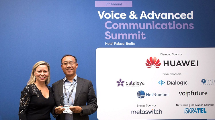 Huawei bags coveted awards at Voice & Advanced Communications Summit