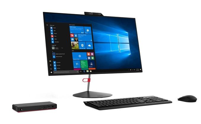 Lenovo introduces world's smallest desktop in the region