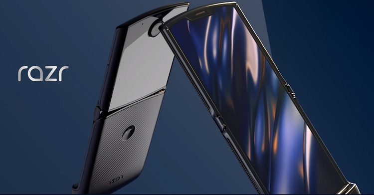 6.2-inch foldable Motorola Razr smartphone launched