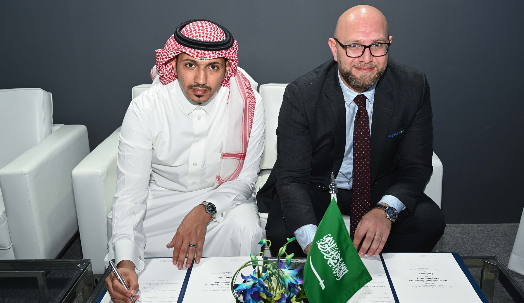 Nutanix and ISE sign an MoU
