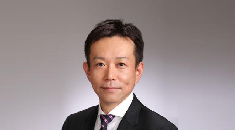 Toshiaki Tokunaga, chief executive officer and chairman of the board, Hitachi Vantara