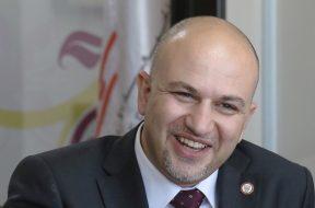 HE Mothanna Gharaibeh, Jordan's Minister of Digital Economy and Entrepreneurship