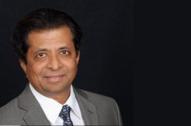 Rashesh Mody, Senior VP, Head of Monitor and Control Business Unit, AVEVA.