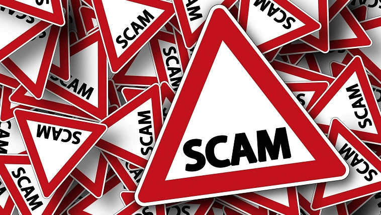 Beware hiring scams using spoofed company websites